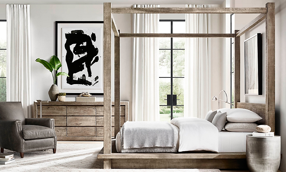 Shop Four-Poster Bed