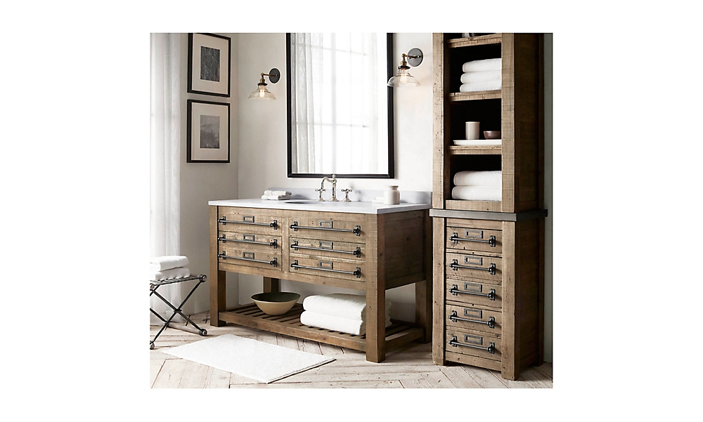 Shop Mercantile Washstand