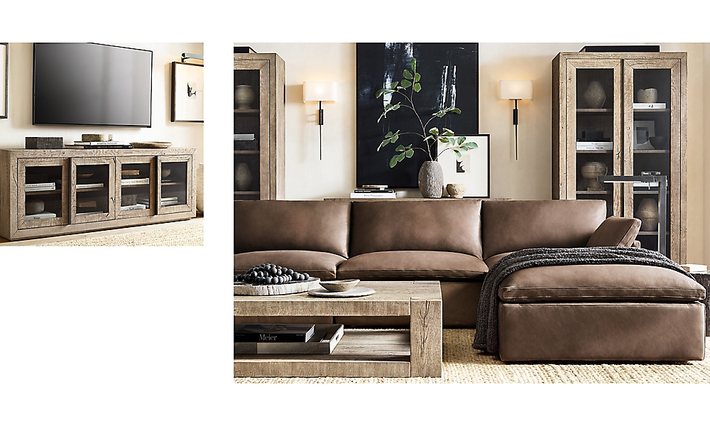 Shop Cloud Track Arm Modular Sectional