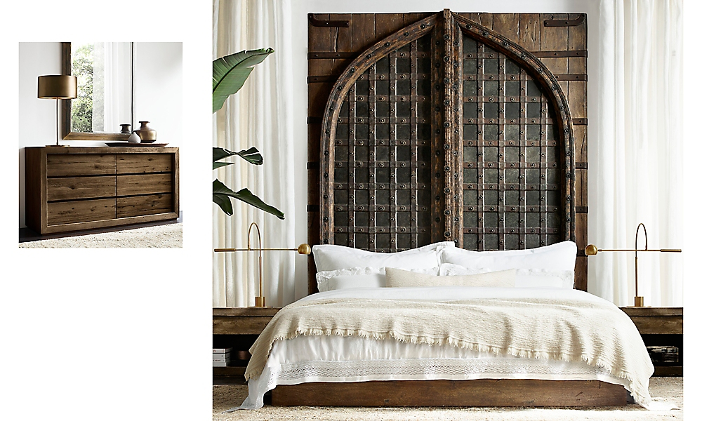 Shop Indian Fortress Bed
