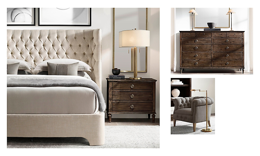 Shop Artherton Tufted Bed