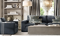 shop Graydon Plinth Fog SS Living Room