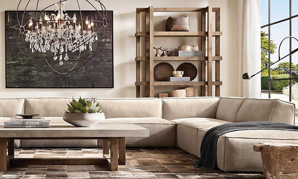 Shop Como Modular Sectional