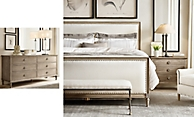 shop Maison Grey Oak Uph Bedroom