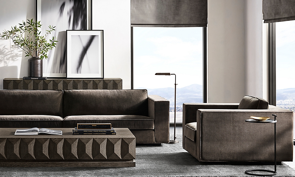 Shop Maddox Grey Sofa
