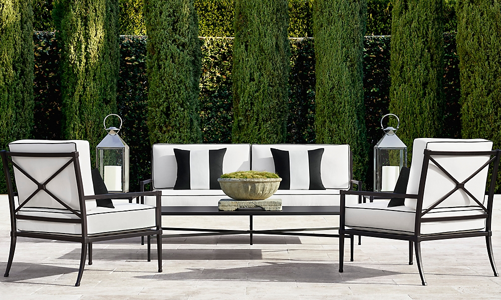 shop Trousdale Iron Low Seating