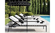 shop Trousdale Iron Chaise