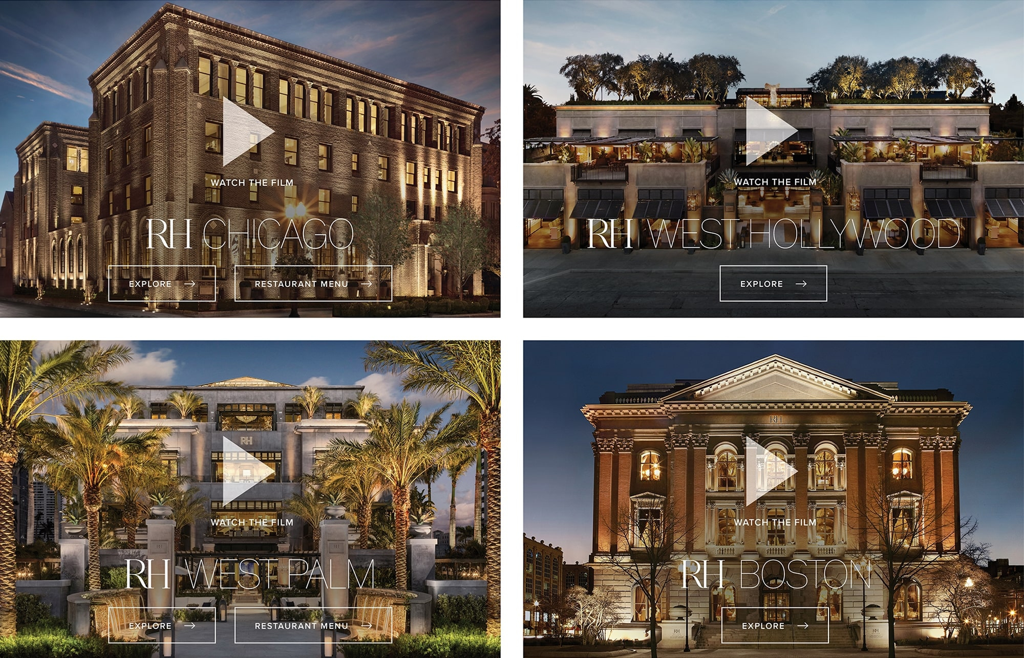 Blurring the lines between residential and retail, indoors and outdoors, physical and digital. Explore our Galleries.
