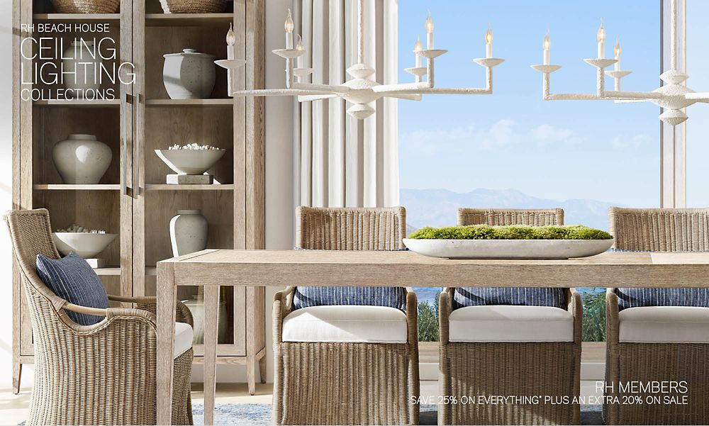 Shop RH Beach House Collections