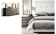 Shop Tompkins Custom Upholstered Platform Bed