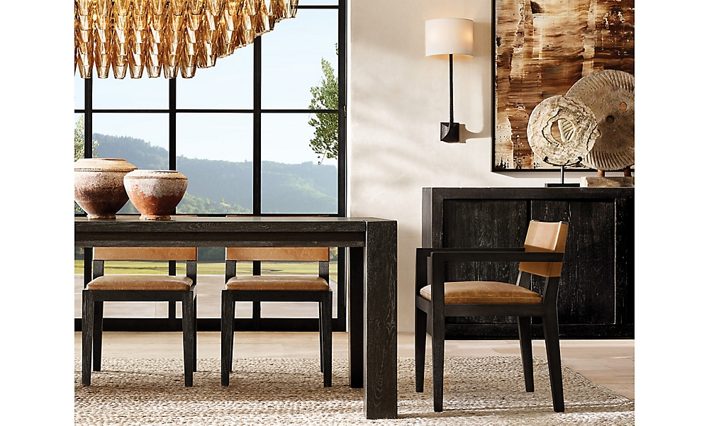 shop Black Russian Oak Dining