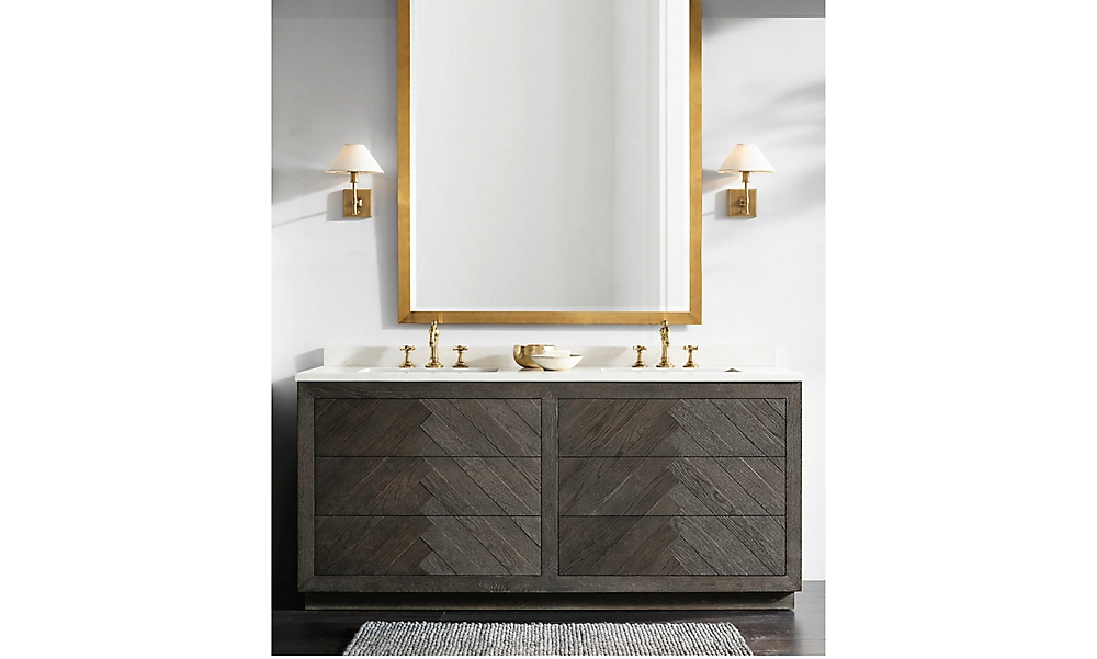 Shop Herringbone Bath