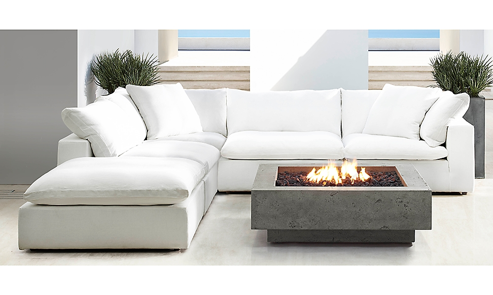 Shop Cloud Sectional