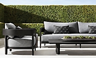 shop Balmain Iron Low Seating