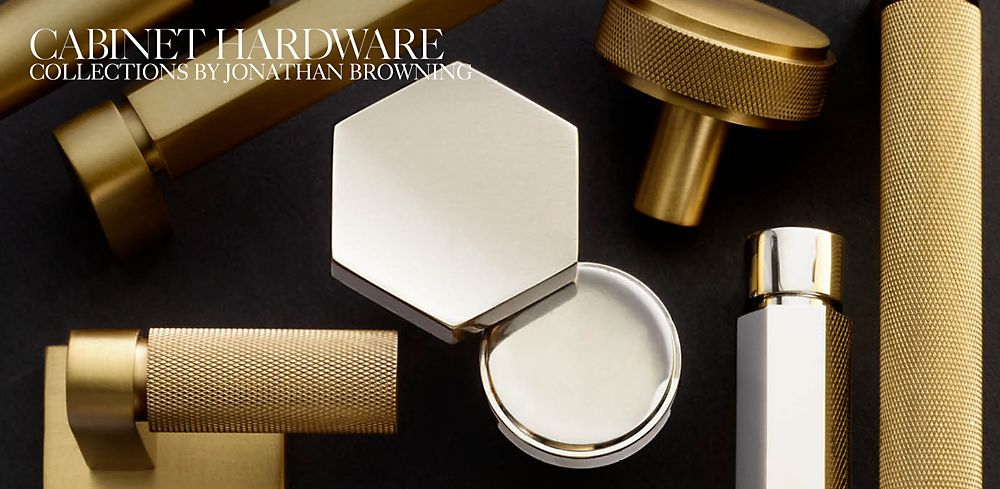 Shop Jonathan Browning Hardware Collections
