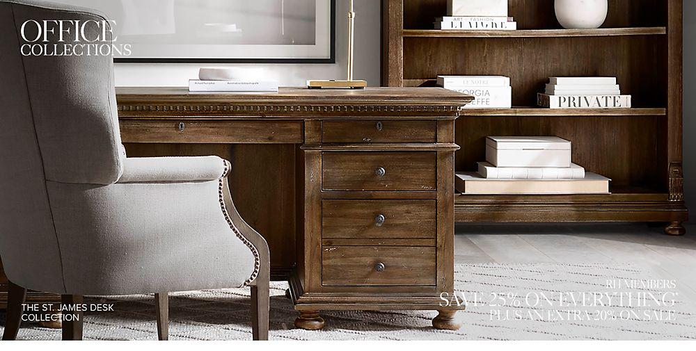 Shop desk collections