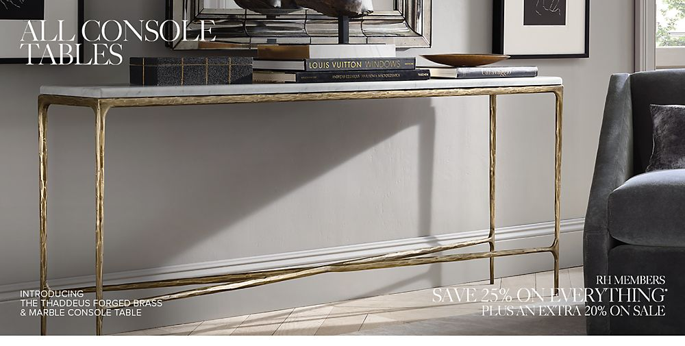 Shop Console Table Collections
