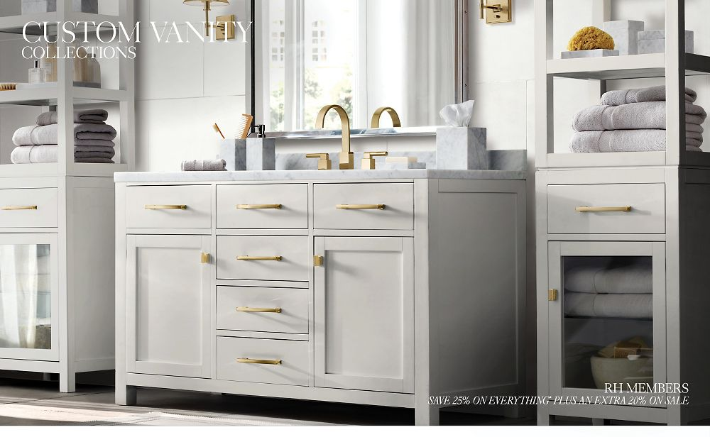 Shop Custom Vanity Collections