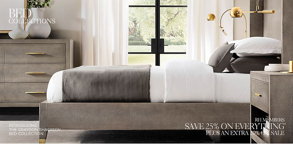 Shop bed collections