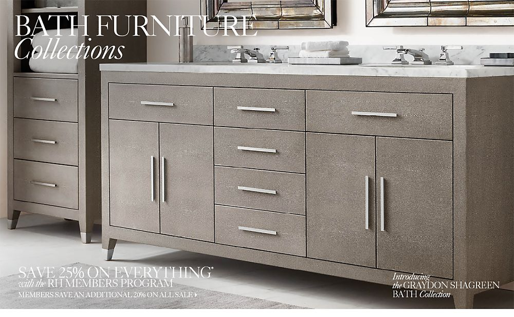Bath Furniture Collections