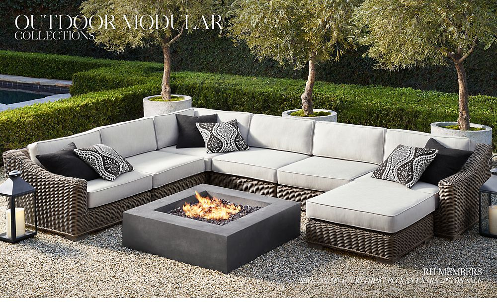 Shop Outdoor Modular Sectional Collections