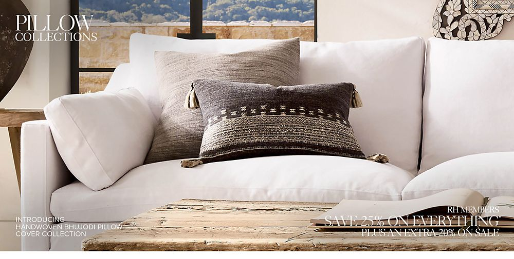 Shop Pillow Collections