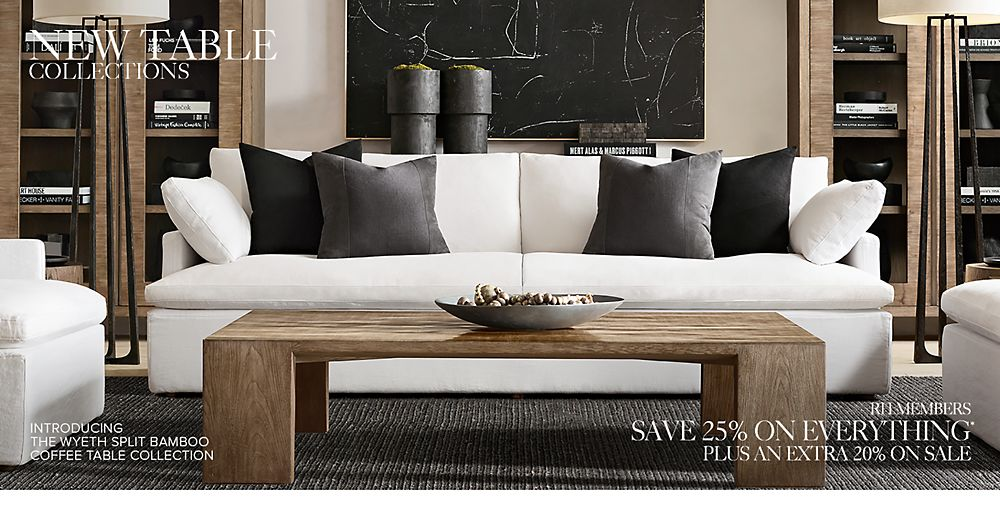Shop New Table & Trunk Collections