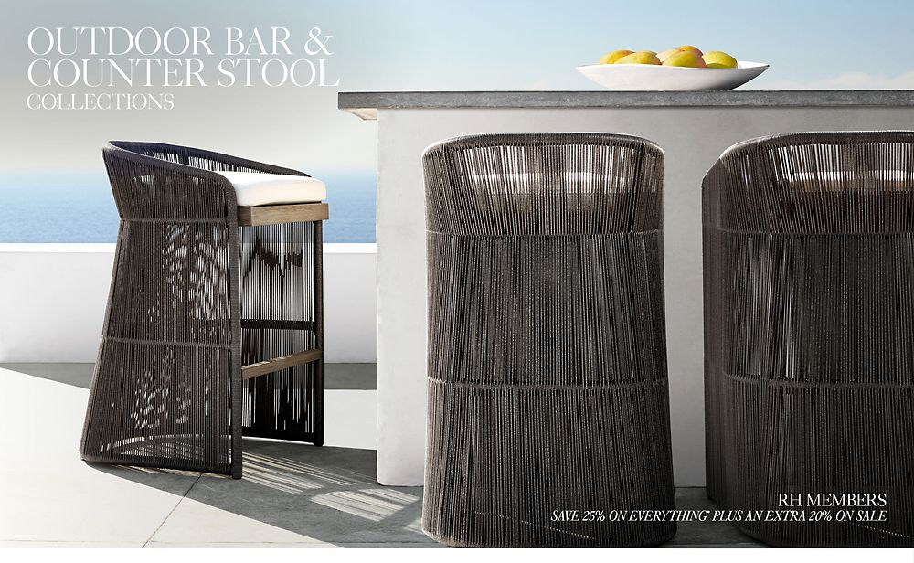 Shop Outdoor Bar Stool Collections