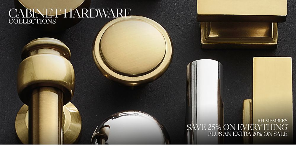 Shop Our Cabinet Hardware Collections