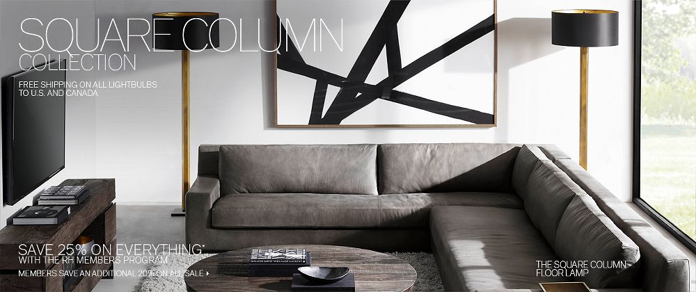 Introducing the Column Lighting Collection