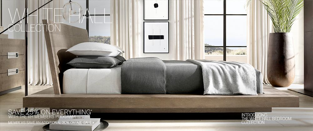 Introducing the White Hall Furniture Collection