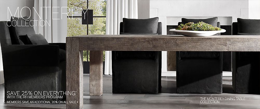 Introducing the Monterey Furniture Collection