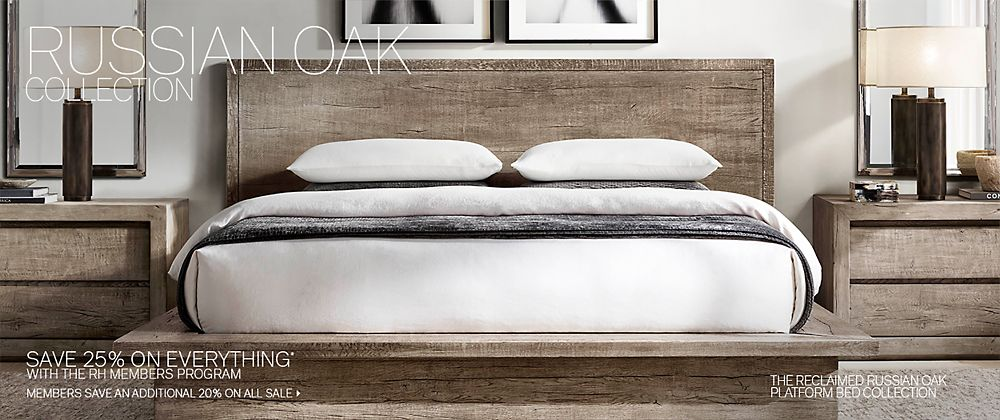 Introducing the Russian Oak Collection