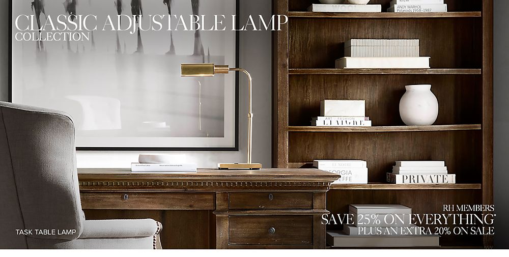 Introducing the Classic Adjustable Lamp Lighting Collection