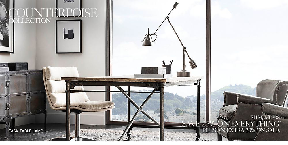 Introducing the Counterpoise Lighting Collection