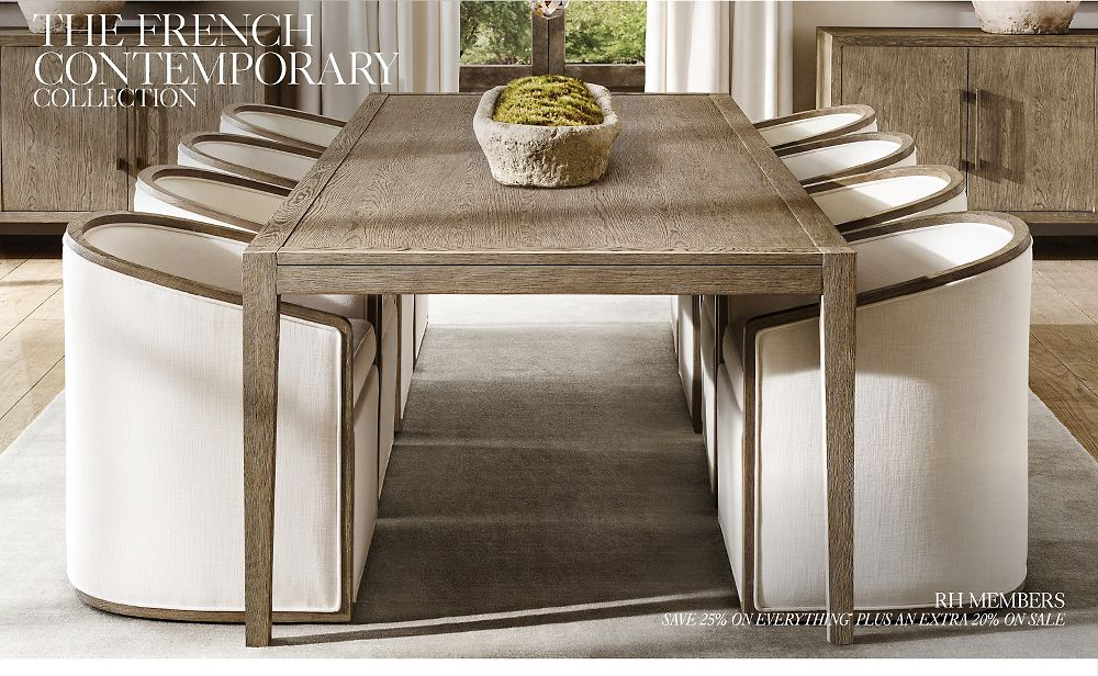 Shop French Contemporary Collection
