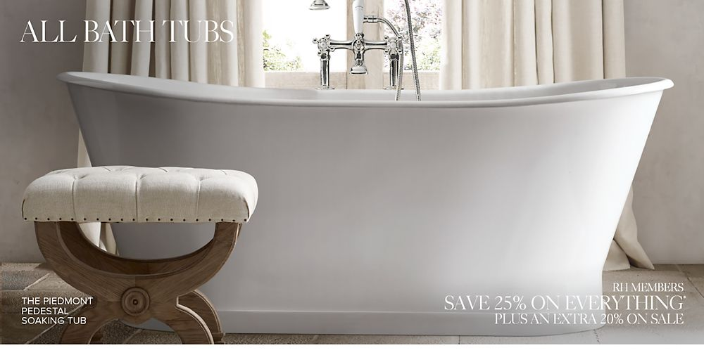 Shop Bath Tub Collections