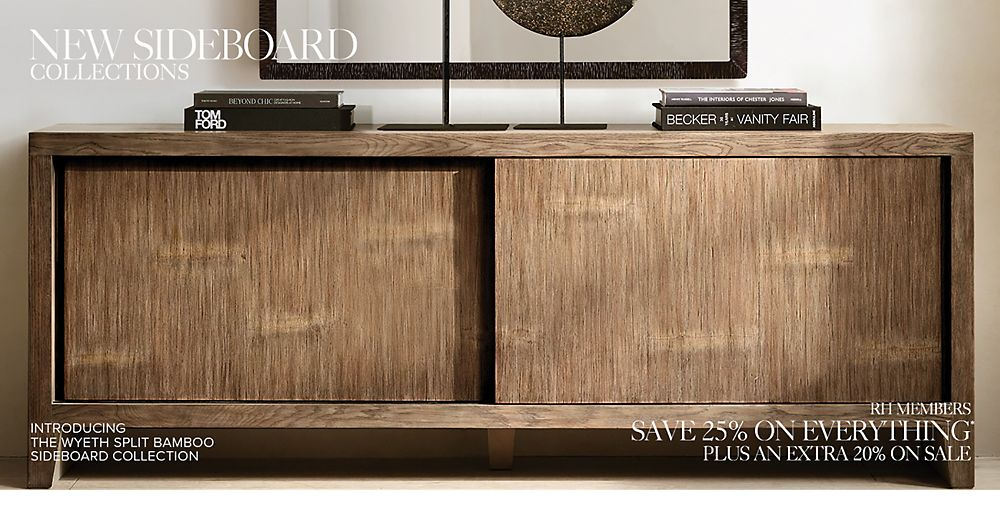 Shop All New Sideboard Collections