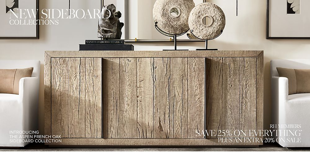 shop new sideboard collections