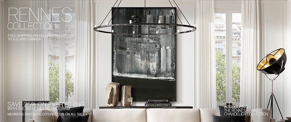 Shop Rennes Lighting Collection
