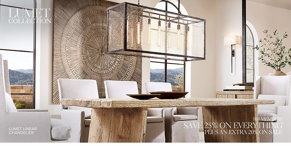Introducing the Lumet Lighting Collection