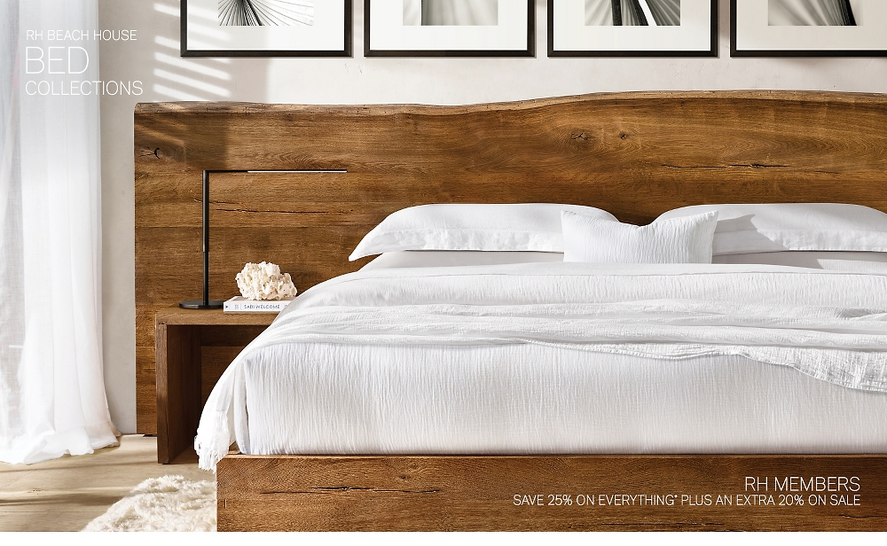 Shop RH Beach House Beds