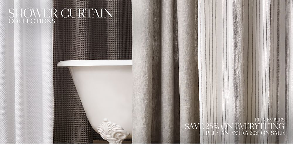 Shop Shower Curtain Collections