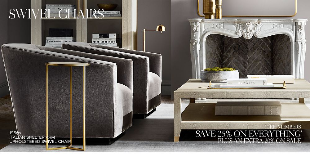 Shop Fabric Recliners and Swivels