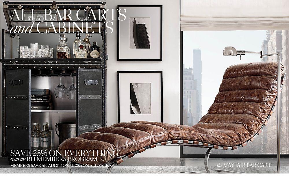 Bar Storage and Carts