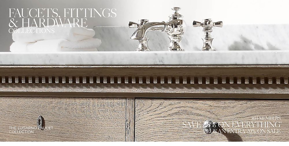 Shop Our Bath Faucet Collections