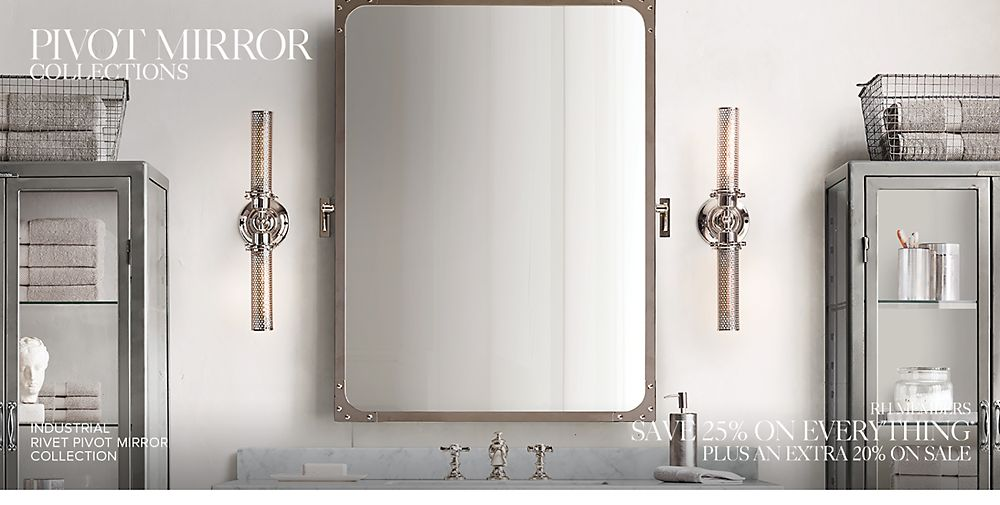 Shop Pivot Mirror Collections