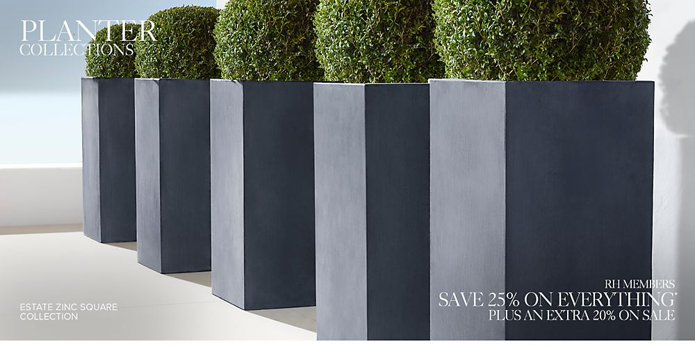 Shop Outdoor Planter Collections