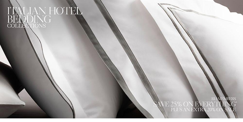 Italian Hotel Bedding
