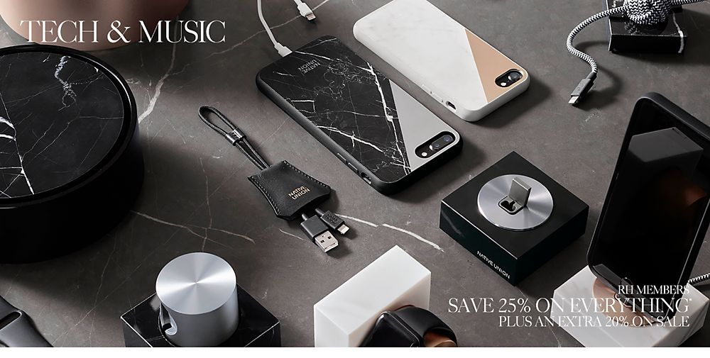 Shop Holiday Tech and Music Gifts